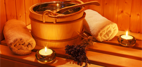 Power Play Fitness For Ladies – Wellness Sauna